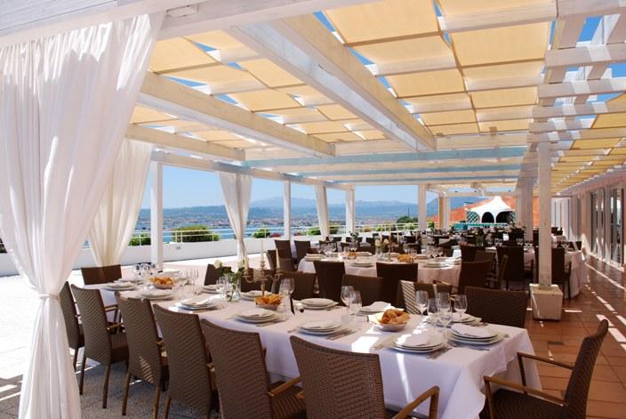 Terrazza Ristorante Hotel luna lughente web ristorante